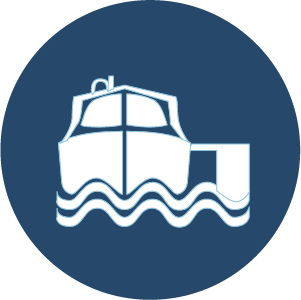 Icon linking to Marina & Harbour Facilities page